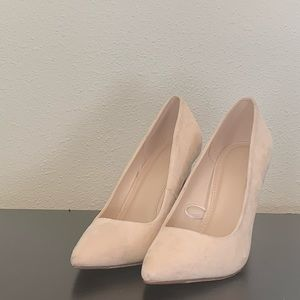 Forever 21 Tan Business Pumps